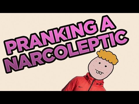 Pranking a Narcoleptic Gone Wrong (REDDIT ANIMATED)