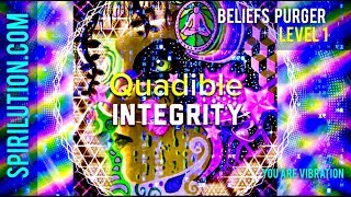 ★Human Programmed: Limited Subconscious Beliefs Purger - Level 1 ★  (Vibration Intent Frequency)