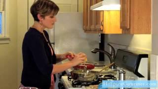Hospice Gourmet #7 - Broccoli White Bean Soup