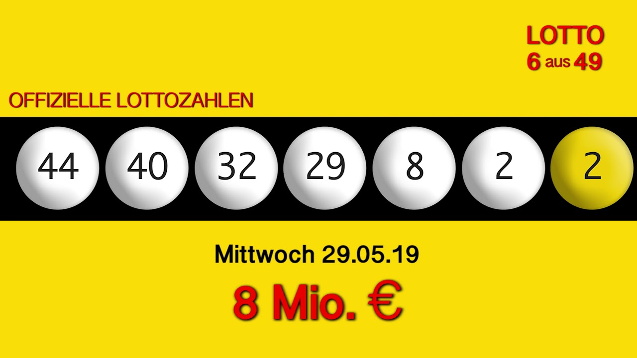 Lottozahlen 29.02 20