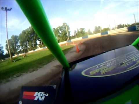 Starlite Speedway, Wingless 600 Micro Sprint Hot Laps, 8/17/13