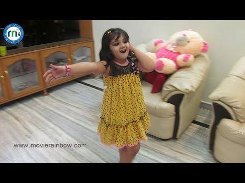 S/O satyamurthy Baby Vernika dance performance on Super Machi song