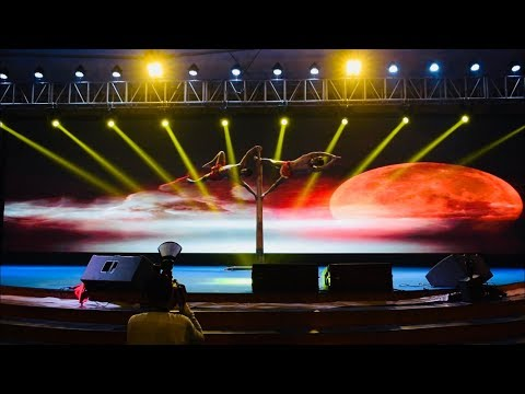 Incredible Mallakhamb | Unique Act | Duo performance | RBS Delhi Event | India