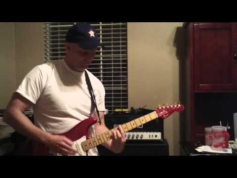 REO Speedwagon - Roll With The Changes (Cover)