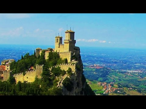 San Marino travel video