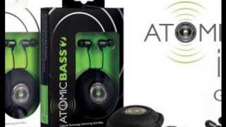 Review of Atomic Bass 2 Earphones