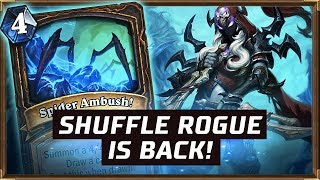 Shuffle Rogue Is Back! | The Boomsday Project | Hearthstone