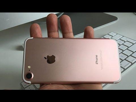 iPhone 7 Kutusundan Çıkıyor - ABD