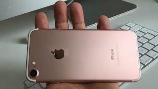 iPhone 7 Kutusundan Çıkıyor - ABD'den Türkiye'ye Gelir Gelmez Açtık!