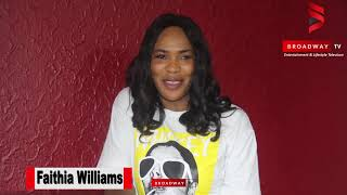 My marriage was never a mistake - Faithia Williams speaks out