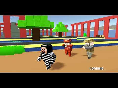 American Jail Break - Block Strike Survival Games Gameplay #2 (Android)
