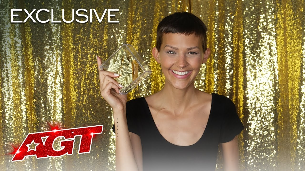Nightbirde Opens Up About Her Golden Buzzer Moment - America's Got Talent 2021