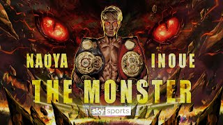 The story of Naoya 'The Monster' Inoue! 🥊