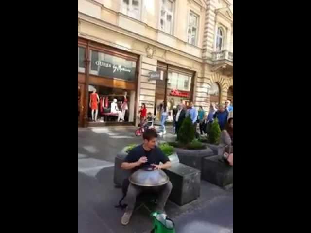 Hang Drum at Belgrade