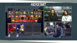 Kickstart 11 - Ice (Fox) vs Westballz (Falco) - Grand Finals
