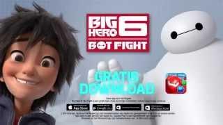 Kijk Bot fight app filmpje