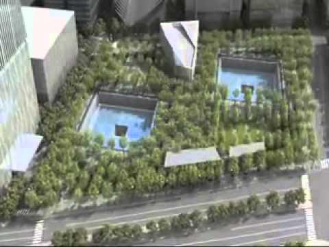 "Kris Kiattisak - ""Reflecting Absence'' : 9/11 Memorial Park New York Animation"