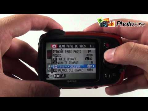 FujiFilm FinePix XP30 - Test, démonstration, prise en main