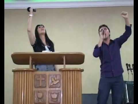 Lydia Moisés e Isaque Estevão - Renova-me