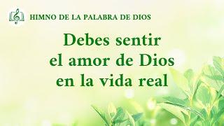 Canción cristiana | Debes sentir el amor de Dios en la vida real
