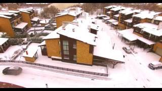 Таунхаус 207 м2 с ремонтом. Олимпийская деревня Новогорск.