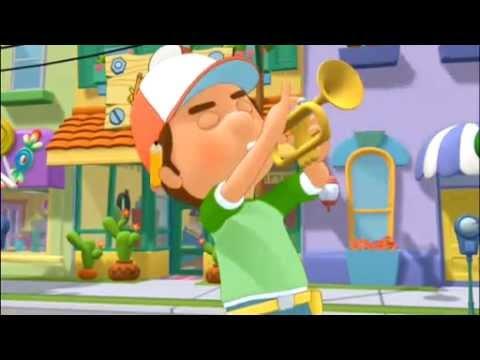 Handy Manny - You Break It, We Fix It
