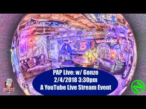 PAP Live: Gonzo