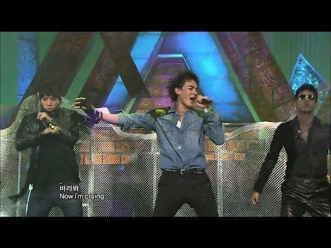 【TVPP】2PM - I Hate You, 투피엠 - 니가 밉다 @ Music Core Live