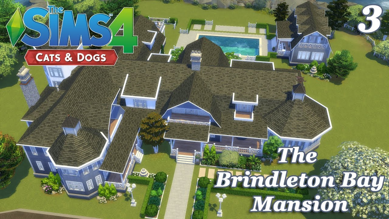 Houses In Sims  Cats And Dogs