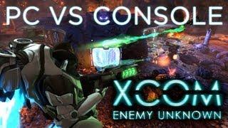 XCOM Enemy Unknown: PC vs Console