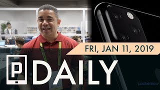 iPhone XI Max triple cameras, Galaxy S10 leaked by Samsung & more - Pocketnow Daily