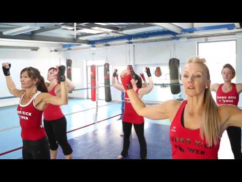 TURBO KICK POWER Cecile Pirot - COURS - DEMO - GROUPE