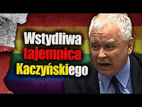 Dlaczego Kaczyński tak prześladuje LGBT? Wstydliwa tajemnica Jarosława Kaczyńskiego