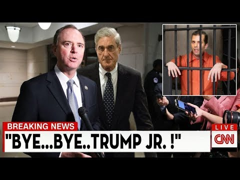 'Bye...Bye..Trump Jr!' Adam Schiff Find Evidence of Trump Jr's collusion with Russia