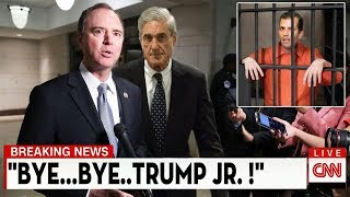 """Bye...Bye..Trump Jr!"" Adam Schiff Find Evidence of Trump Jr's collusion with Russia"
