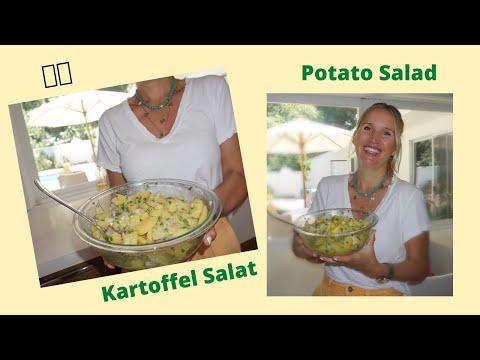 Potato Salad Aka Kartoffel Salat | Monika Blunder