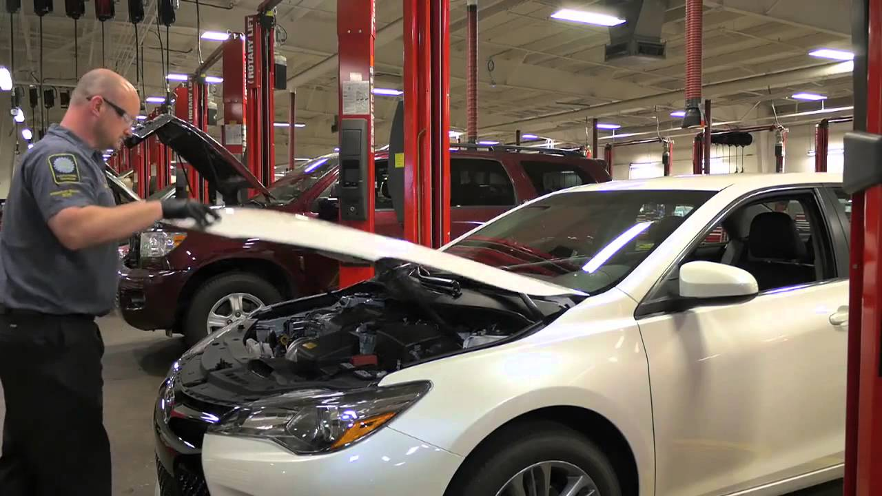 Nalley Toyota Of Roswell Tire Maintenance
