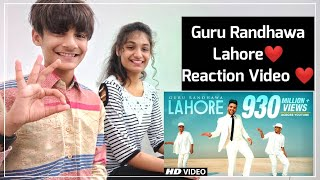 Guru Randhawa Reaction Video Lahore Reaction Video | LAGDI LAHORE DI | Latest Punjabi Songs 2020