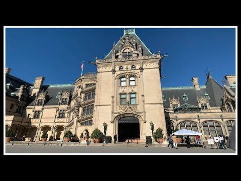 Our Girls Trip To Asheville | Visiting The Biltmore, Vanderbilt Estate
