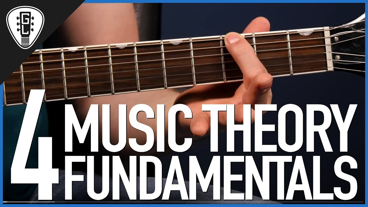 4 Music Theory Fundamentals Guitar Lesson Youtube