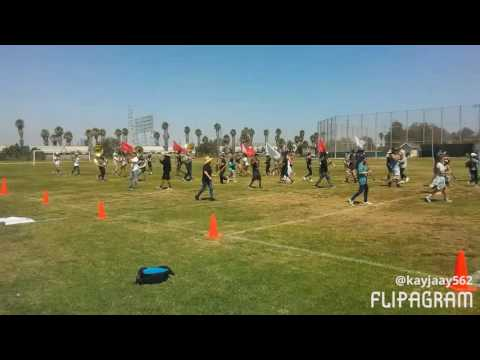 Cabrillo High School Marching Band 2016-2017