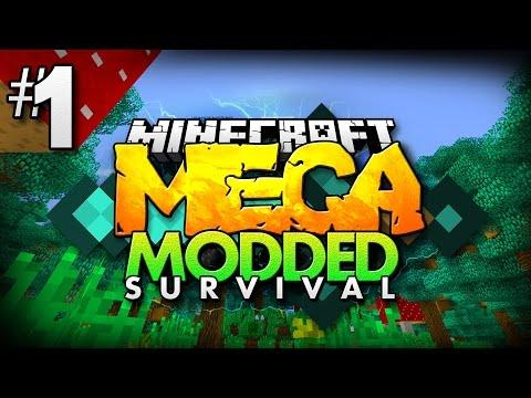 скачать игру minecraft 1.7.10 megamods pack на оружие #8