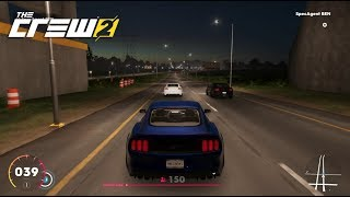 The Crew 2 | 611HP '15 Mustang Build | Night Highway Street Racing - Rolls/Digs w/ TT RS, & Drag R34