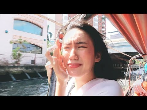 เมอาพาไปไหน : วันเบื่อๆไปนั่งเรือคลองแสนแสบกัน!!!   MayyR - วันที่ 25 Dec 2018