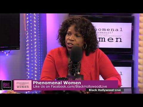 Phenomenal Women w/ Victoria Christopher-Murray | April 4th, 2014 | Black Hollywood Live