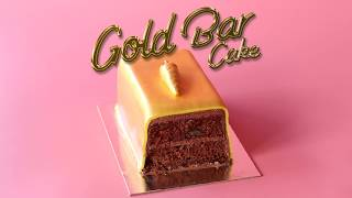 We Have Struck Gold With This Decadent Cake!