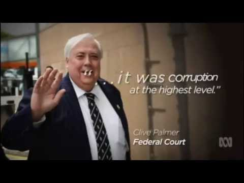 Clive Palmer has again told court he is not Terry Smith
