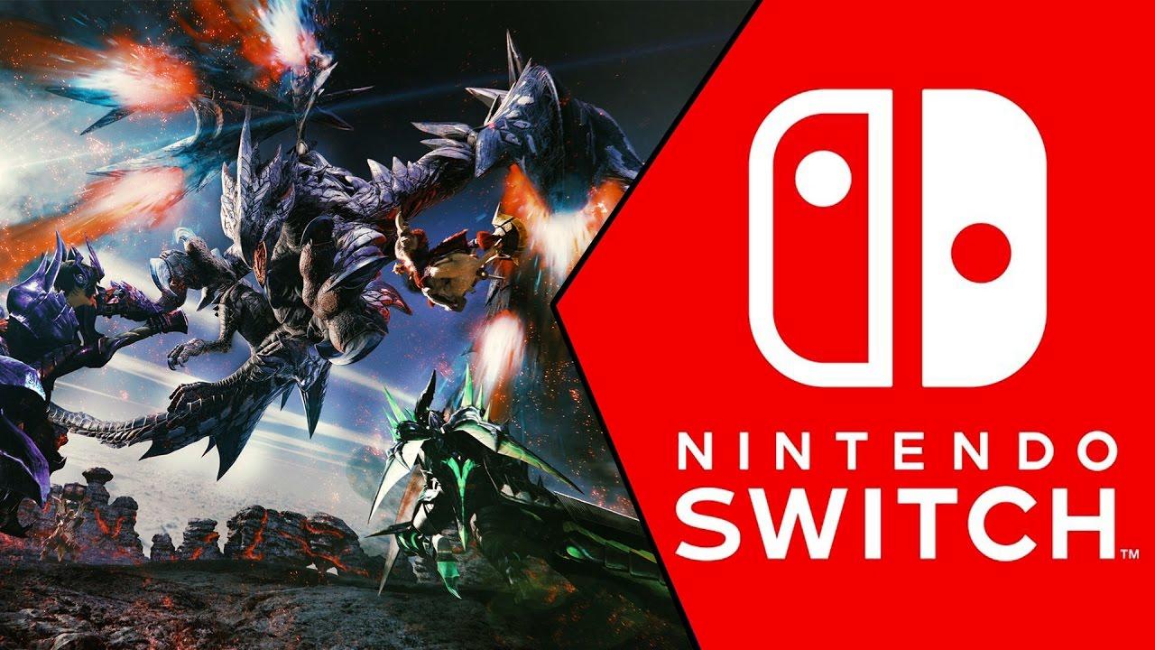 [Monster Hunter XX Switch Ver.] รายละเอียดทั้งหมดที่ประกาศออกมา!!