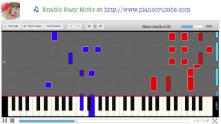 Colbie Caillat - Christmas In The Sand (Christmas In The Sand album) - Piano Tutorial