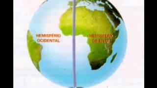 Trabalho de Geografia - Longitude, Meridiano, Hemisférios e Movimentos da Terras.wmv